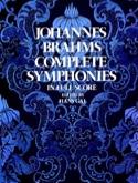 Complete Symphonies - Full Score BRAHMS Partition laflutedepan.com