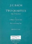 2 Quartets op. 19 n° 1 & 3 –2 flutes viola cello laflutedepan.com