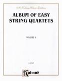 Album of easy String Quartets, Volume 2 laflutedepan.be