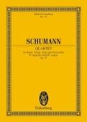 Quartett Es-Dur Op. 47 - Conducteur SCHUMANN laflutedepan.com