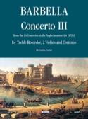 Concerto 3 –flauto, 2 violini e bc laflutedepan.com