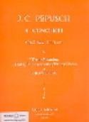 4 Concerti op. 8 : N° 5 -2 Treble recorders 2 Flutes BC laflutedepan.com