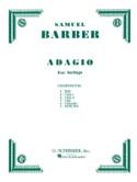 Adagio Pour Cordes - Set Complet Samuel Barber laflutedepan.com