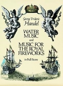 Water Music & Music for the Royal Fireworks - Full Score laflutedepan
