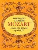 Complete String Quartets - Full Score MOZART laflutedepan.com
