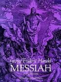 Messiah - Full Score HAENDEL Partition Grand format - laflutedepan