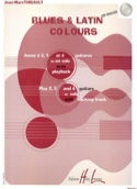 Blues & Latin Colours Jean-Marc Thibault Partition laflutedepan.com