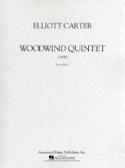 Woodwind Quintet Elliott Carter Partition laflutedepan.com