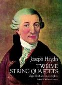 12 String Quartets, Op. 55, 64, 71 HAYDN Partition laflutedepan.com