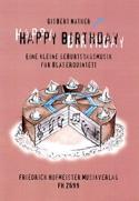 Happy Birthday - Bläserquintett - Partitur + Stimmen laflutedepan.com