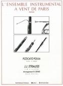 Pizzicato-Polka -Quintette à vent laflutedepan.com