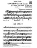 Concerto en sol min. - F. 3 n° 2 - Set Matériel laflutedepan.com