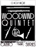 O Holy Night - Woodwind quintet Partition laflutedepan.com