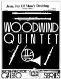 Jesu, Joy of Man's desiring -Woodwind quintet BACH laflutedepan.com