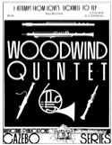 I Attempt from Love's Sickness to fly - Woodwind quintet laflutedepan.com