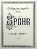Grand Nonetto, Op. 31 - Quintette A Vents-Violon-Alto-Cello-Contrebasse laflutedepan.com