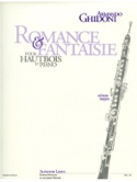 Romance et Fantaisie Armando Ghidoni Partition laflutedepan.com