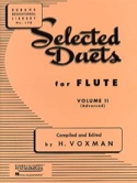 Selected Duets for Flute - Volume 2 Partition laflutedepan.com