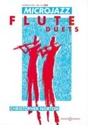 Microjazz Flute Duets Christopher Norton Partition laflutedepan.com