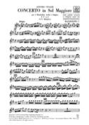 Concerto en Sol Maj. - F. 5 n° 2 –Set (Matériel) - laflutedepan.com