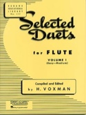Selected Duets for Flute - Volume 1 Partition laflutedepan.com