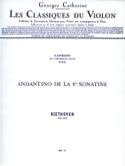 Andantino de la 1ère Sonatine laflutedepan.com