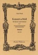 Concerto a-moll op. 7 -Streichquintett - Stimmen laflutedepan.com