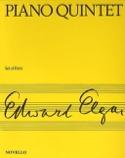Piano quintet op. 84 -Score + Parts Edward Elgar laflutedepan.com