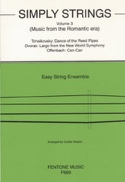 Simply Strings, Volume 3 - String ensemble laflutedepan.com