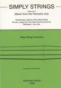 Simply Strings, Volume 3 – String ensemble - laflutedepan.com