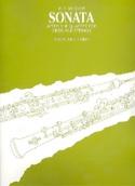 Sonata after Quartet for oboe and strings - Oboe piano laflutedepan.com