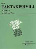 Taktakishvili Sonata Flute & Piano Wind & Woodwinds Musical Instruments & Gear