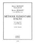 Méthode Elémentaire D'alto Volume 1 laflutedepan.com