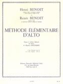 Méthode élémentaire d'alto – Volume 2 laflutedepan.com
