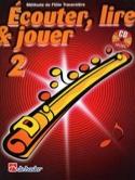 Ecouter Lire et Jouer - Méthode Volume 2 - Flûte traversière laflutedepan.com