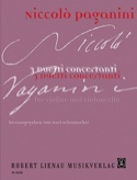 3 Duetti concertanti Niccolò Paganini Partition laflutedepan.com