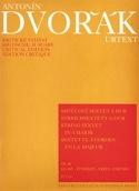 Streichsextett A-Dur op. 48 -Stimmen Antonin Dvorak laflutedepan.com