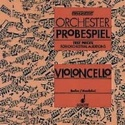 Orchester Probespiel CD - Violoncello laflutedepan.com
