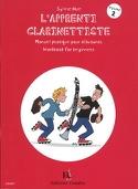 L'apprenti Clarinettiste Volume 2 - Sylvie Hue - laflutedepan.com