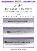 Les carnets de route - Volume 1 - Parties + conducteur laflutedepan.com