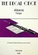 Tango – Oboe piano Isaac Albeniz Partition Hautbois - laflutedepan.com