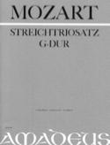 Streichtrio G-Dur KV Anh. 66 -Partitur + Stimmen laflutedepan.com