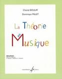La Théorie en Musique - BOULAY MILLET Partition laflutedepan.com