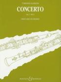 Concerto per oboe op. 7 n° 3 Tomaso Albinoni laflutedepan.com