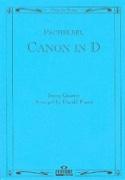 Canon in D - String Quartet Johann Pachelbel laflutedepan.com