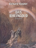 L'Or du Rhin - Full Score Richard Wagner Partition laflutedepan.com