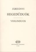 Violinduos Pal Jardanyi Partition Violon - laflutedepan.com