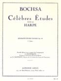 40 Etudes faciles op. 318 -Cahier 2 Charles Bochsa laflutedepan.com