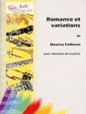 Romance et Variations - Maurice Faillenot - laflutedepan.com