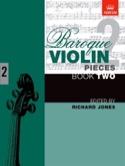 Baroque Violin Pieces - Book 2 Partition Violon - laflutedepan.com
